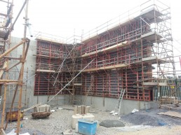 Carrickmines 220KV GIS Building