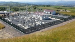 Woodhouse Wind Farm and Substation